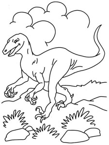 Baby-T-rex-Coloring-Pages (Kopyala)