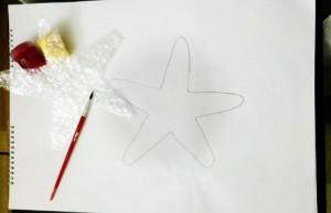 patpat_baskı_deniz_yıldızı
