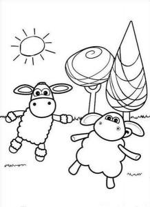 Timmy-Sunny-Day-Time-Coloring-Page (Kopyala)