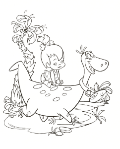 flintstones-coloring-pages-free-printable-kids-art-pictures-girl-baby-dinosaur1 (Kopyala)