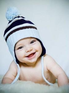 gülen bebek (Kopyala)