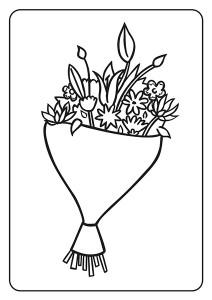çiçek_boyama_çalışması