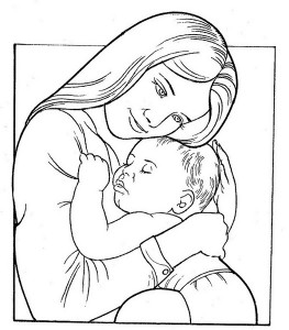 anasınıfı_anneler_günü_boyama_sayfaları_sevgi