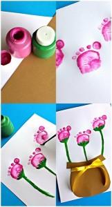ayak_baskı_ile_çiçek_yapımı