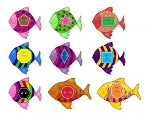 balık şekil avı