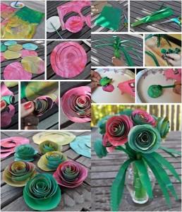 kağıttan_çiçek_yapımı_güzel