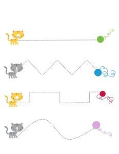 kediler_çizgi_çalışması