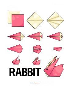kolay_origami_tavşan