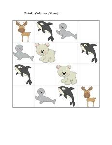 kutup_hayvanları_sudoku