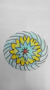 mandala_sanat_örnekleri