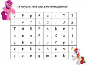my_little_pony_harf_çalışması
