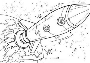 okul_öncesi_uzay_uçmak_boyama_sayfası