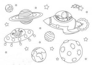 okul_öncesi_uzayda_hayat_boyama_sayfası