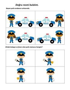 polis_teması_resim_etkinlikleri