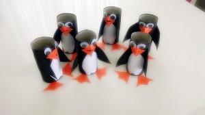 rulodan_penguen_yapımı