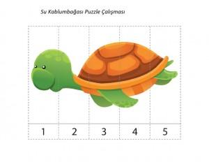 su_kaplumbağası_puzzle