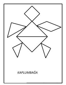 tangram_kaplumbağa