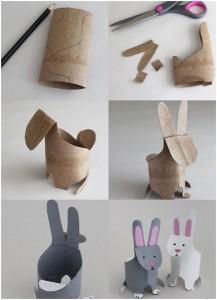 tuvalet_rulosundan_tavşan_yapımı