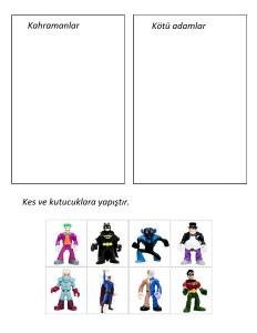 Batman_filmi_gruplandırma_çalışması