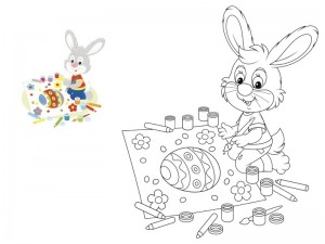 anasınıfı_tavşan_boyama