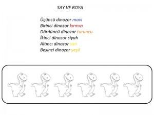 dinozor_boyama_say_ve_boya