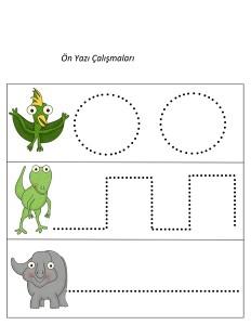 okul_öncesi_dinozor_çizgi_çalışması