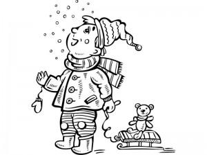 okul_öncesi_kardanadam_boyama_kayak