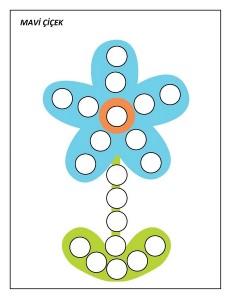 okul_öncesi_noktacıklı_mavi_çiçek