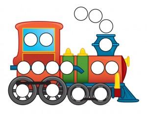 okul_öncesi_taşıtlar_tren