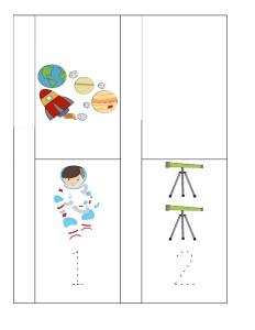 okul_öncesi_uzay_sayı_çalışmları