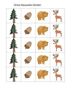 orman_hayvanları_kartlar