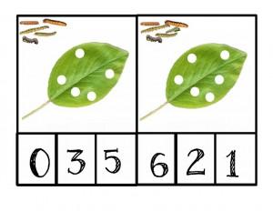 tırtıllarla_sayı_öğretimi
