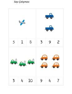 taşıtlarla_sayılar