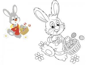 tavşan_boyama_eşleştirme
