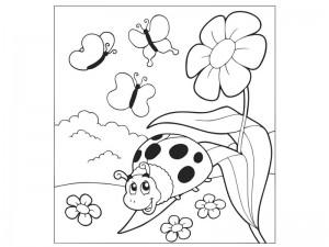 uğur_böceği_boyama_sayfaları