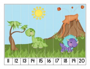 dinozor _puzzle_bulmaca