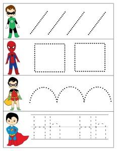 okul_öncesi_süper_kahramanlar_çizgi_çalışması