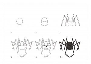 örümcek_nasıl_çizlir