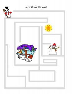Snowman Preschool Pack - Part 1-page-003