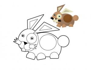 boyama_tavşan