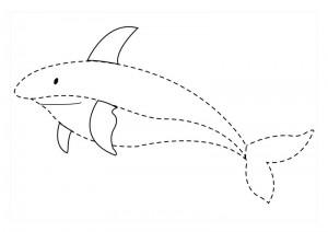 deniz_hayvanları_çizgi_tamamlama_köpek_balığı