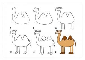 deve_nasıl_çizilir