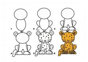 jaguar_nasıl_çizilir