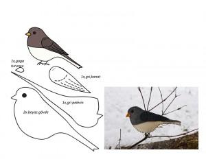 keçeden_hayvanlar_kalıpları_kuşlar