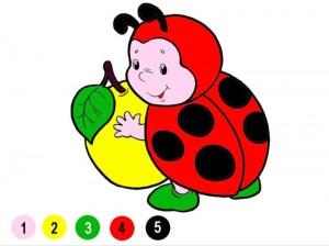 matematik_boyama_sayfaları_uğur_böceği