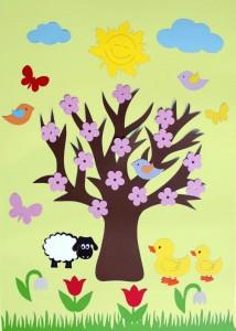 mevsim_çalışmaları_yaz_ağacı