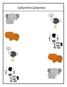 okul_öncesi_hayvanat_bahçesi_eşleştirme