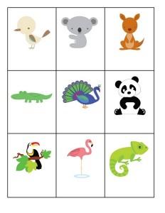 okul_öncesi_hayvanat_bahçesi_kartlar