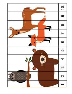 okul_öncesi_orman_hayvanları_sayı_puzzle