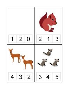 okul_öncesi_orman_hayvanları_sayılar